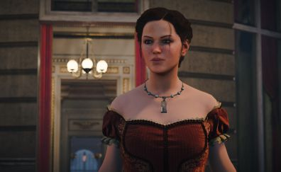 Assassin's Creed Syndicate, video game, evie frye, 4k