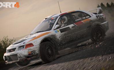 Racing, video game, 2017 game, Dirt 4