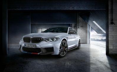 2018 New BMW M5, M performance parts, 4k