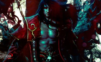 Castlevania: Lords of Shadow 2, video game, warrior