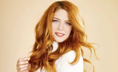 Rachelle Lefevre, blonde, smile