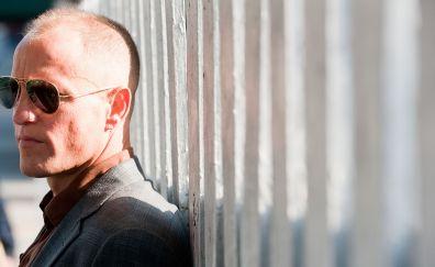 Woody Harrelson in Rampart movie, 2011 movie, actor, sunglasses