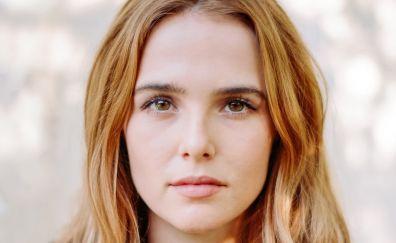 Zoey Deutch, beautiful face