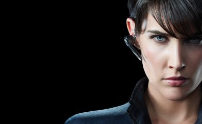 Cobie Smulders, The avengers, 2012 movie