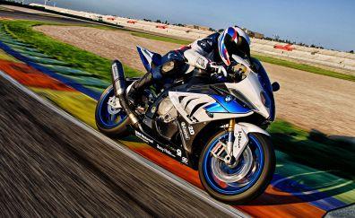 BMW HP4 race bike