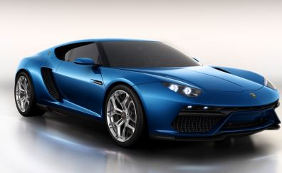 Lamborghini Asterion LPI 910 4 car