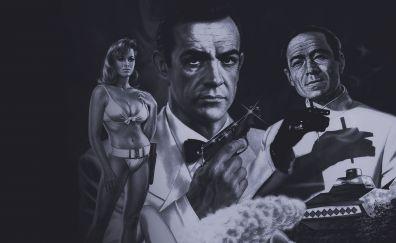Dr. No, James Bond movie