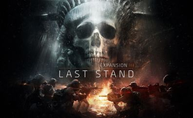 Tom Clancy's The Division: Last Stand DLC, 2017 game