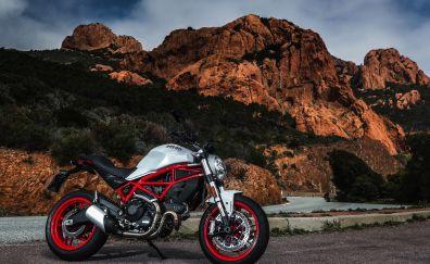 Ducati Monster, sports, bike