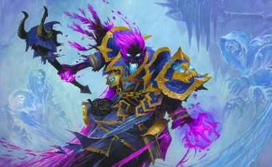 Hearthstone: Heroes Of Warcraft, dark warrior, online game