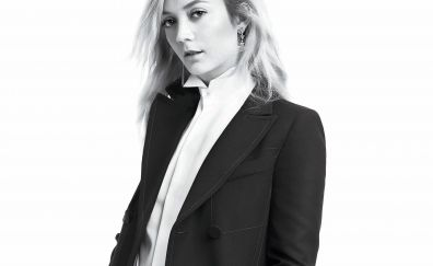 Monochrome, actress, Billie Lourd
