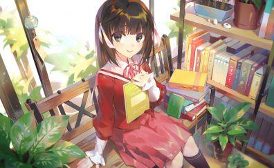 Cute, Shiori Shiomiya, The World God Only Knows, anime girl