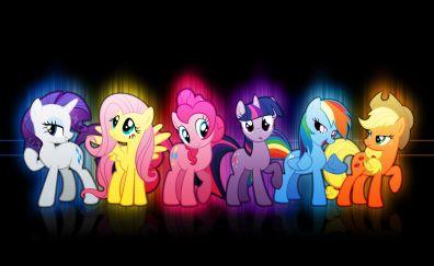 Horses, cartoon, My Little Pony: Friendship Is Magic, tv series, Pony