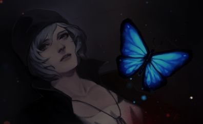 Life Is Strange, Video game, game, butterfly, art