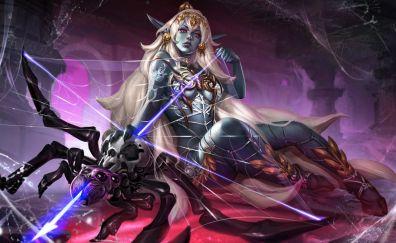 Kestrel, archer, vainglory, video game