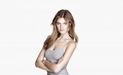 Constance Jablonski, blonde, celebrity, 4k