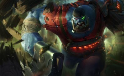 Sion, online game, League of Legends