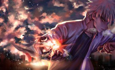 Boku no hero academia, Katsuki Bakugou, anime boy