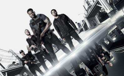 Den of thieves, actors, movie