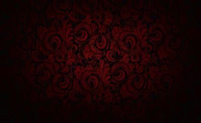 Design, texture, floral pattern, digital art