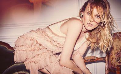 Diane Kruger, blonde, celebrity