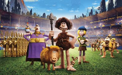 Early man, movie, 2018