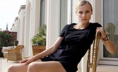 Celebrity, Diane Kruger, blonde