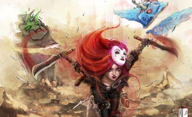 Katarina, League of legends video game