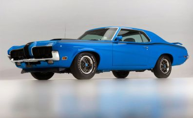 1970 mercury cougar car
