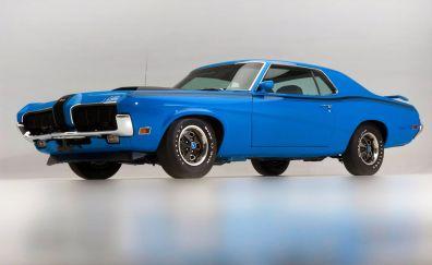 1970 mercury cougar car