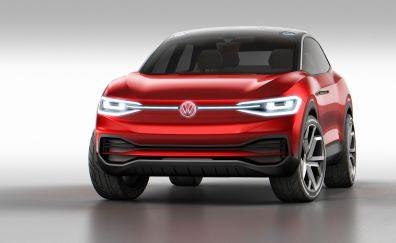 Volkswagen I.D. Crozz, Frankfurt motor show, front