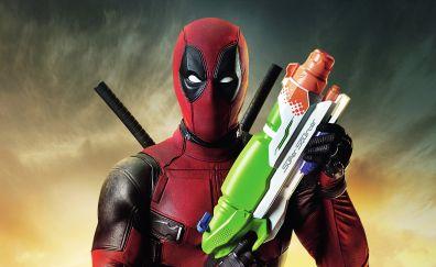 Deadpool, superhero, funny