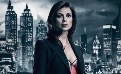 Leslie Thompkins, Morena Baccarin, Gotham, Season 4, 4k
