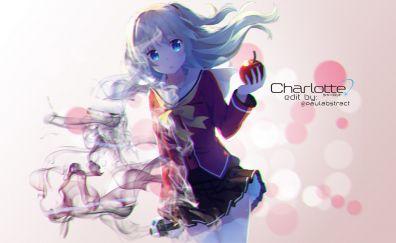 Nao Tomori, Charlotte, anime girl