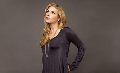 Katheryn Winnick, celebrity, blonde
