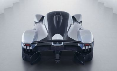 Top, Aston Martin Valkyrie, taillight, hybrid car