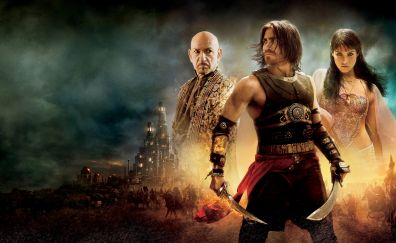 Prince of Persia: The Sands of Time, 2010 movie, Jake Gyllenhaal, Gemma Arterton, Ben Kingsley
