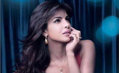 Lovely Indian actress, Priyanka Chopra