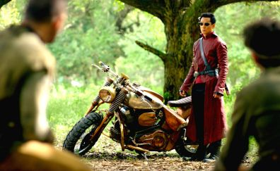 Daniel Wu, Into the Badlands, TV show, season 2