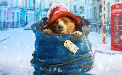 Paddington bear, Paddington movie, film