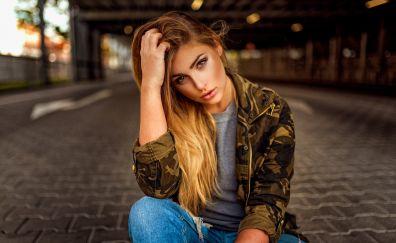 Miro Hofmann girl model