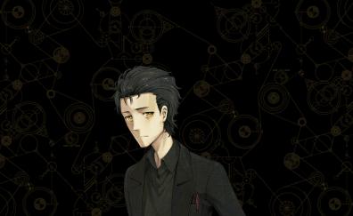 Okabe rintarou anime boy
