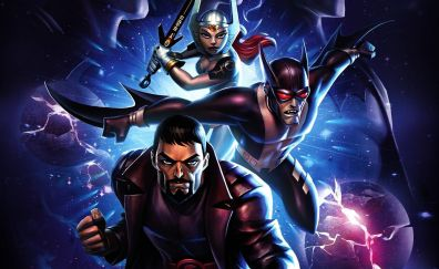 Justice League: Gods and Monsters, 2015 animation movie