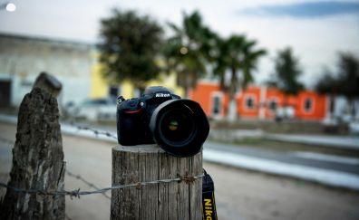Camera, Nikon, photography
