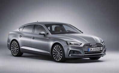 2018 Audi A5 sportback car