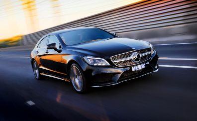 Mercedes Benz AMG CLS 500 car