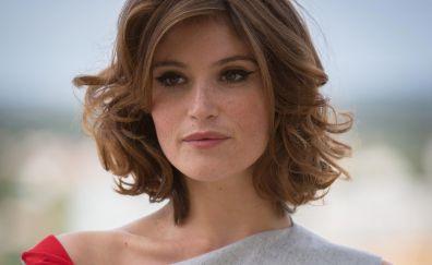 Beautiful celebrity, Gemma Arterton
