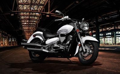 2017 Suzuki Boulevard C50, motorcycle