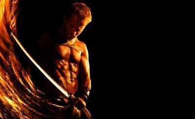 Immortals movie, Henry Cavill, dark, actor
