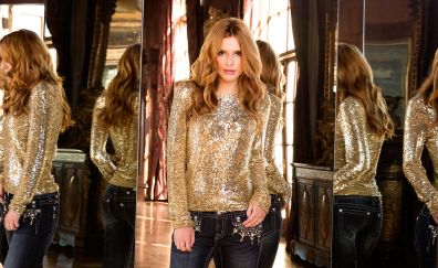 Bella Throne, celebrity, mirror, reflections